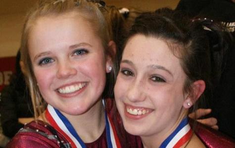 Berkland, Dyra Reflect on State Gymnastics