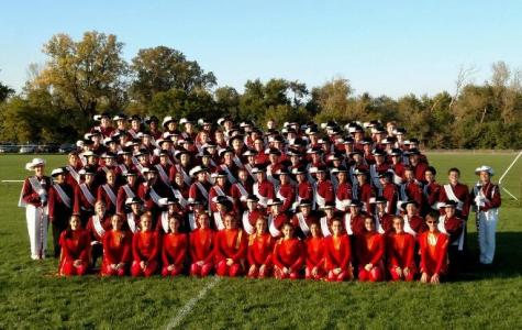 Marengo Marching Victory