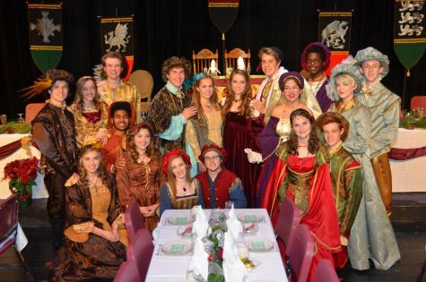 Come one, come all to the Joyous Madrigal Dinners!
