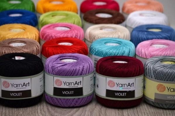Violet YarnArt (Виолет ЯрнАрт)