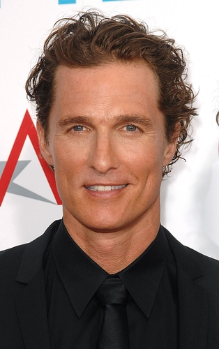Top 10 2017 Movies - Matthew McConaughey