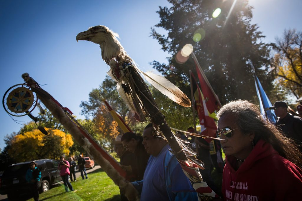 native-americans-protest-keystone-xl-pipeline