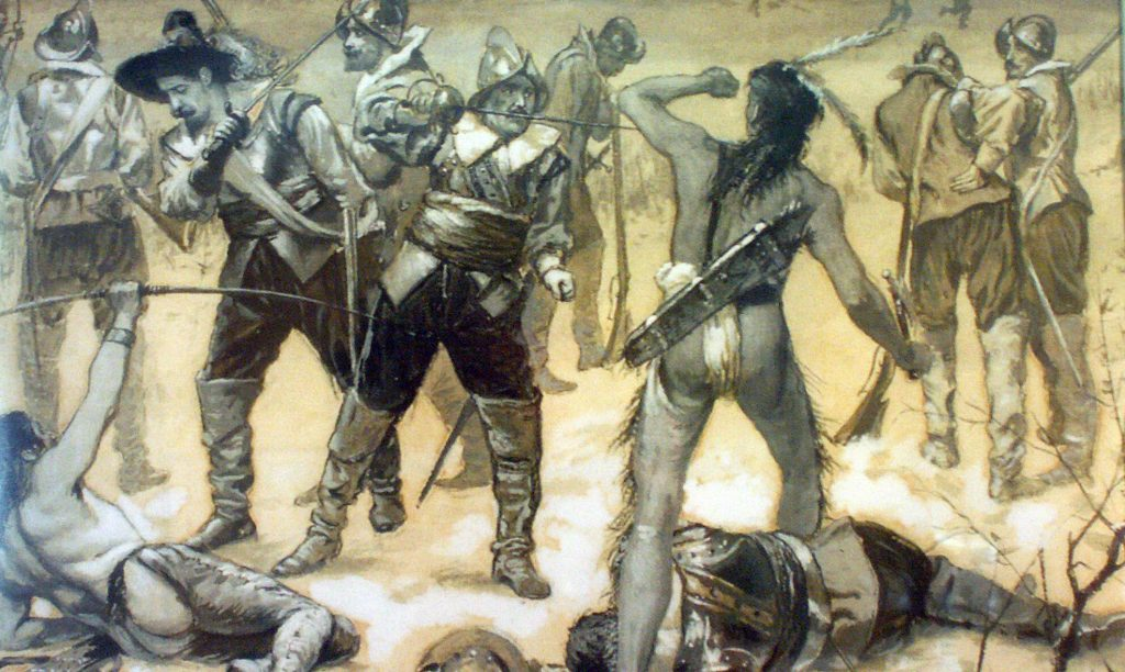 The Pequot War