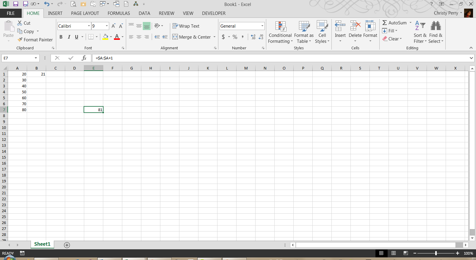 Excel Formula References Why Copying Formulas Sometimes Goes Wrong