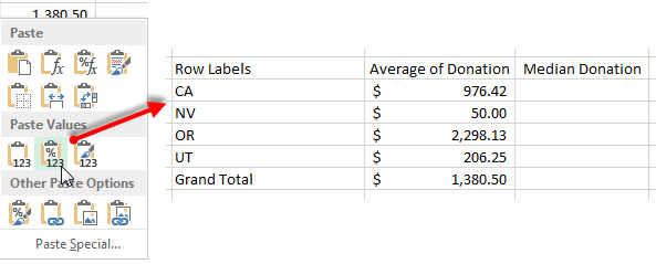 how to find the mode of data in excel