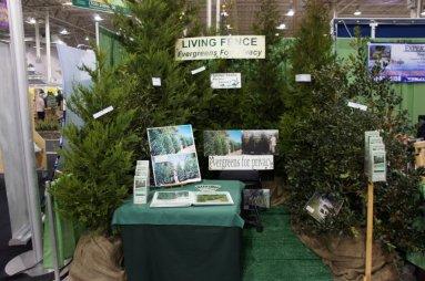 Pryors Nursery at the Show