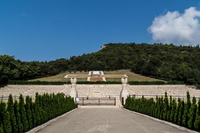 Monte Cassino - cmentarz