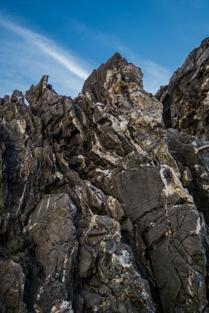 Cinque Terre - skały przybrzeżne