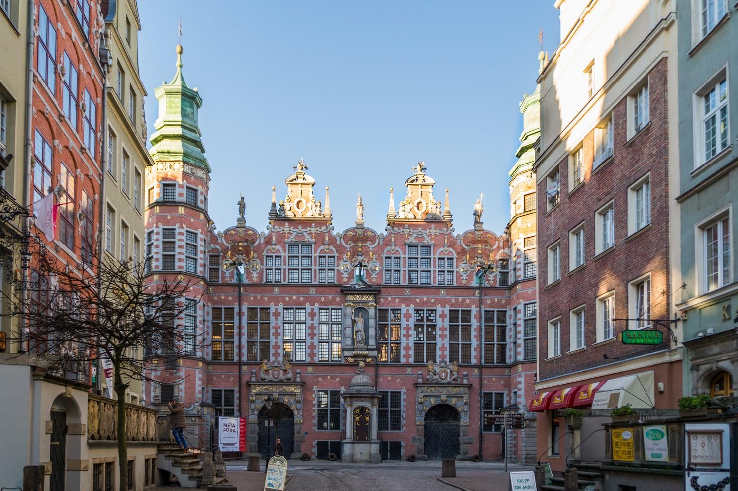 Gdańsk - Arsenał