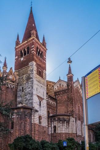 Jeden dzień w Weronie - kościoły