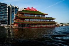 Amsterdam - coś jakby Chiny
