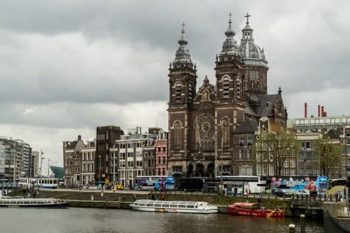 Amsterdam - Bazylika św. Mikołaja