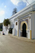 Tanger - zabudowa arabska