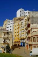 Tanger - biedniejsza dzielnica miasta