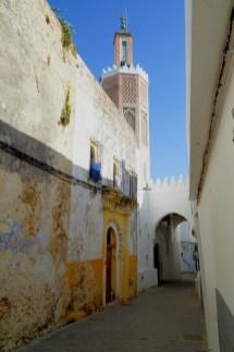 Tanger - zakamarki Mediny