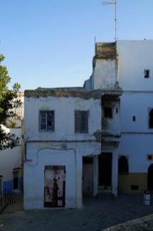 Tanger - bywa i biednie