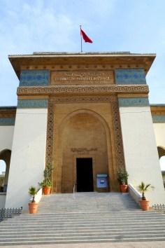 Casablanca - Skwer Mohameda V