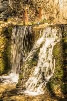 nieduży wodospad dolina eliaszówki