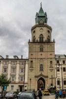 Lublin - Brama Trynitarska