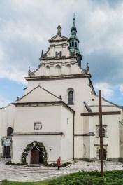 Pińczów - kościół pw. Jana Ewangelisty