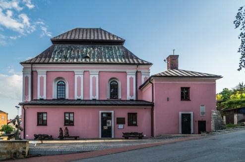 Szczebrzeszyn - Synagoga