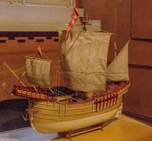 model okrętu