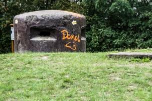 bunkier z czasów II wojny światowej