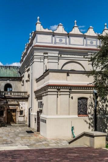 Zamość - Synagoga