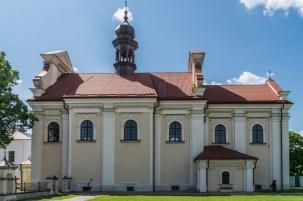 Zamość - Kościół św. Katarzyny