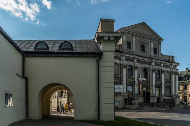 Brama Lwowska w Zamościu