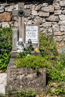 cmentarze w kielcach - cmentarz stary grób dziecka