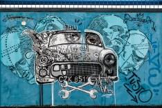 Częstochowa - sztuka uliczna