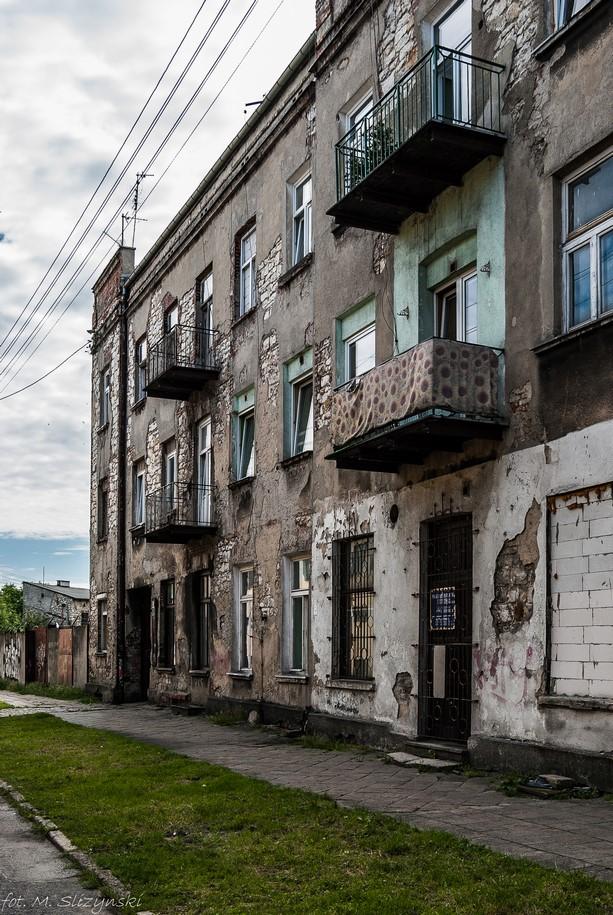 częstochowa - Muzeum Zapałek kamienica
