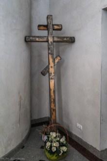 Częstochowa - krzyż prawosławny