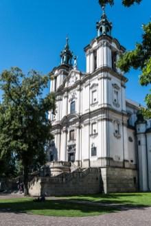 Kraków - kościoły