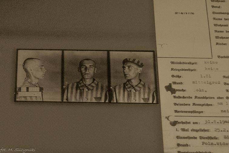 Zdjęcia więźniów Auschwitz II
