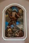 Kościół św. Michała Archanioła, malowidła naścienne - Ostrowiec Świętokrzyski