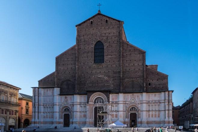 atrakcje Bolonii - Bazylika św Petroniusza Basilica di San Petronio