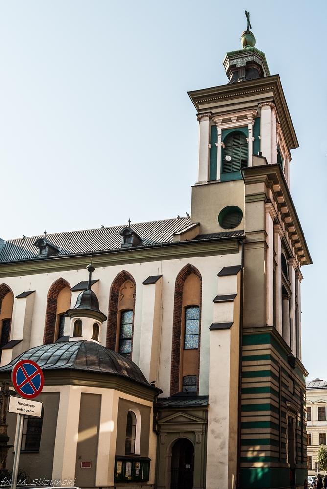 Cieszyn - kościół św. Marii Magdaleny