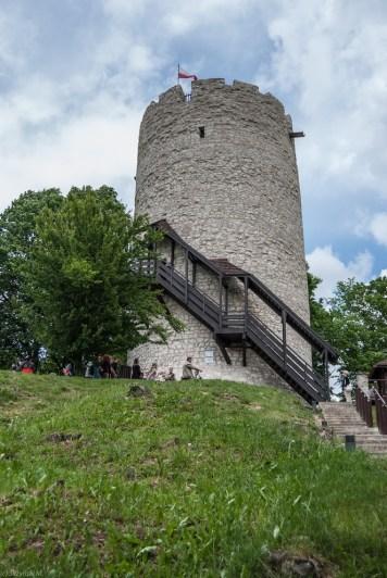 Kazimierz Dolny - zamek