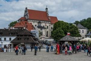 Kazimierz Dolny - Rynek Miejski