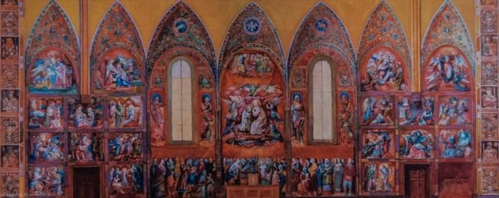 Zagłoba - kościół Matki Bożej Królowej Polski