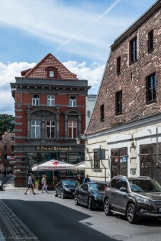 Toruń - ulice miasta