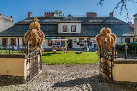 Muzeum Etnograficzne w tarnowie - historia romów