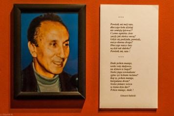 Edward Dębicki poezja muzeum etnograficzne - tarnów