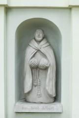 Kościół pod wezwaniem Ścięcia Świętego Jana Chrzciciela rzeźba