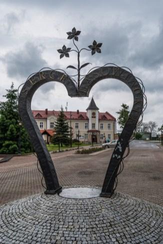 Serce Lasowiaczki - baranów sandomierski
