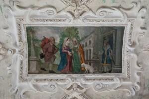 obraz namalowany na ścianie