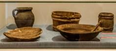 Sprzęty stołowe muzeum etnograficzne w tarnowie