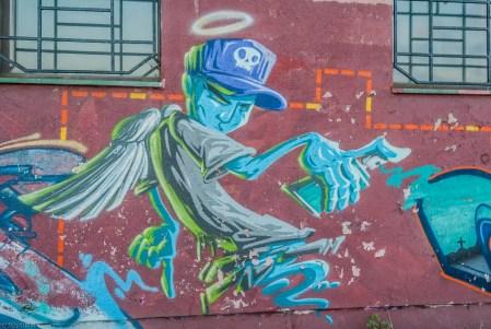żywiec - street art